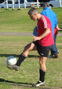 702 United try-out at Centennial Park