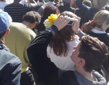 Same Sex Marriage Rally