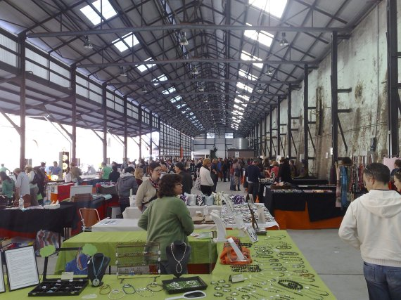 Carriageworks Markets