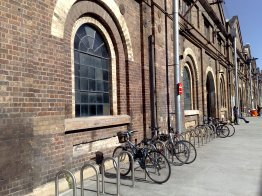 Carriageworks Re-development