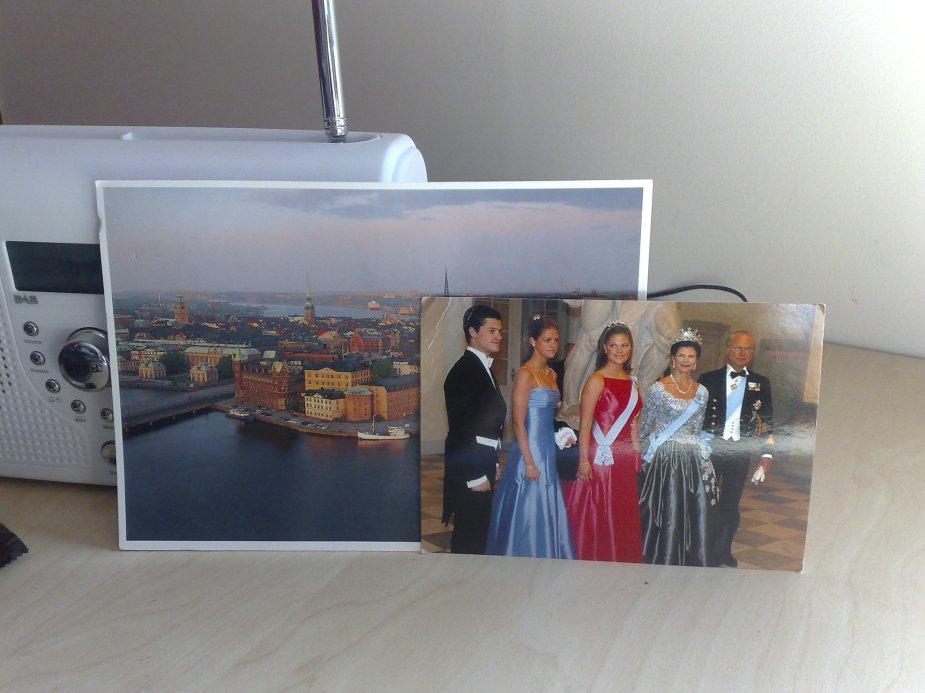 Swedish Postcards