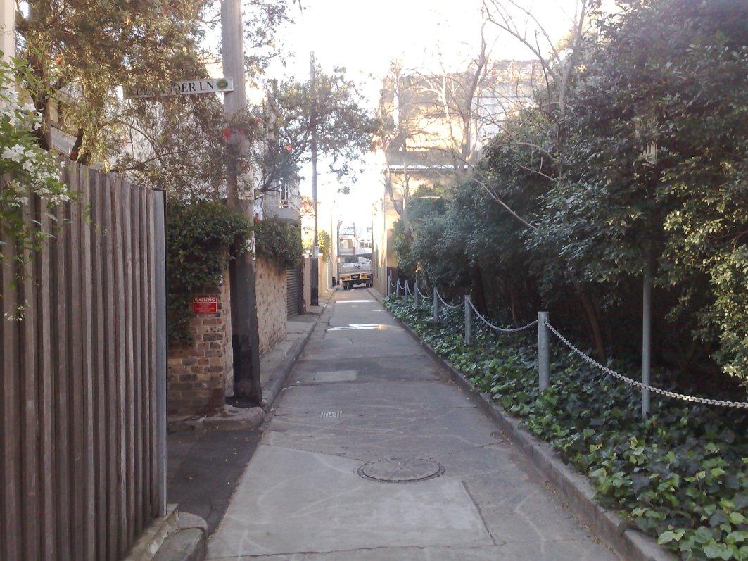 Surry Hills Laneway