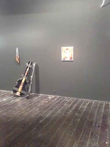 Current Exhibition at 4A Gallery, Sydney