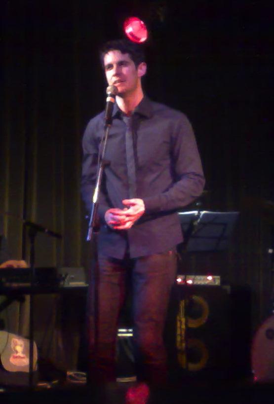 Matthew Robinson at The Supper Club