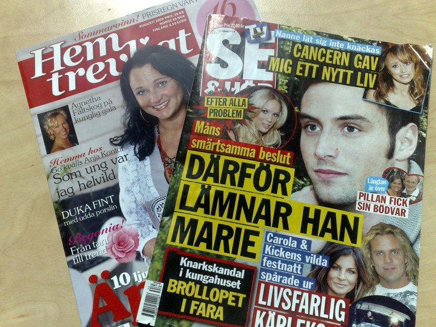 Swedish Magazines