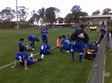 Tokyo Bay Soccer Team