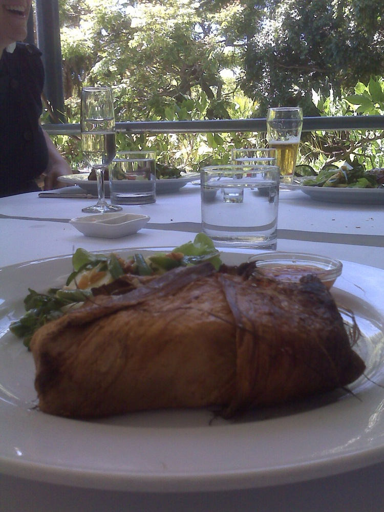 Botanic Gardens Lunch