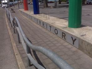 Occupied Territory