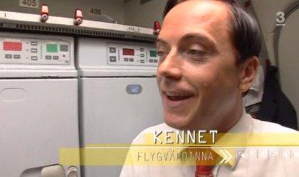 Kennet from Arlanda Airport from Stockholm-Arlanda