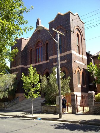 St Peters Catholic Church, Devonshire Street, Surry Hills,