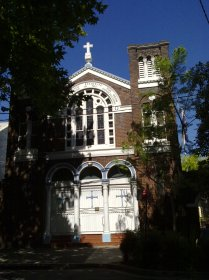 Holy Trinity Greek Orthodox Church, Bourke Street, Surry Hills