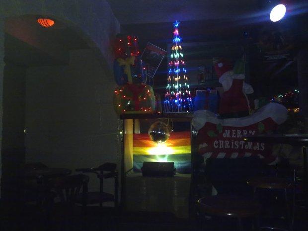 Palms Christmas Tree