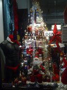 Bodybuilding Supplies Christmas Tree