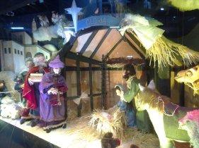 David Jones Christmas Window