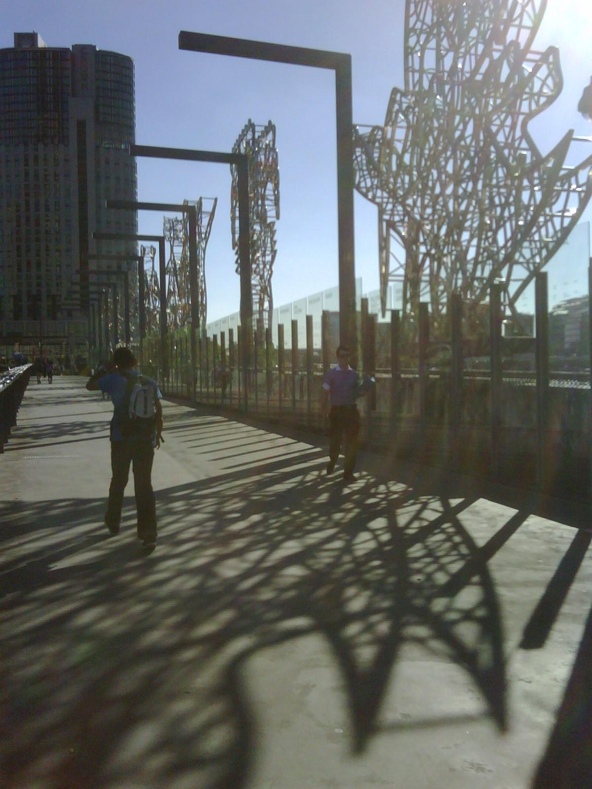 Melbourne Walkway