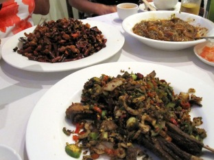Chinese New Year Dinner at Red Chilli