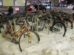 Should we call them ice-cycles?