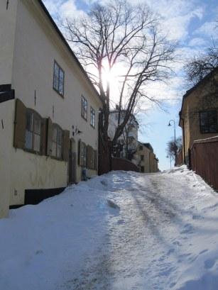 Sodermalm streets