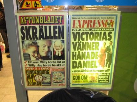 March 6, 2010 - Unsure and Victoria's friends deride Daniel