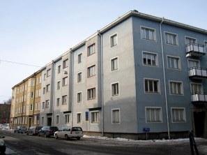 Classic modern Swedish housing