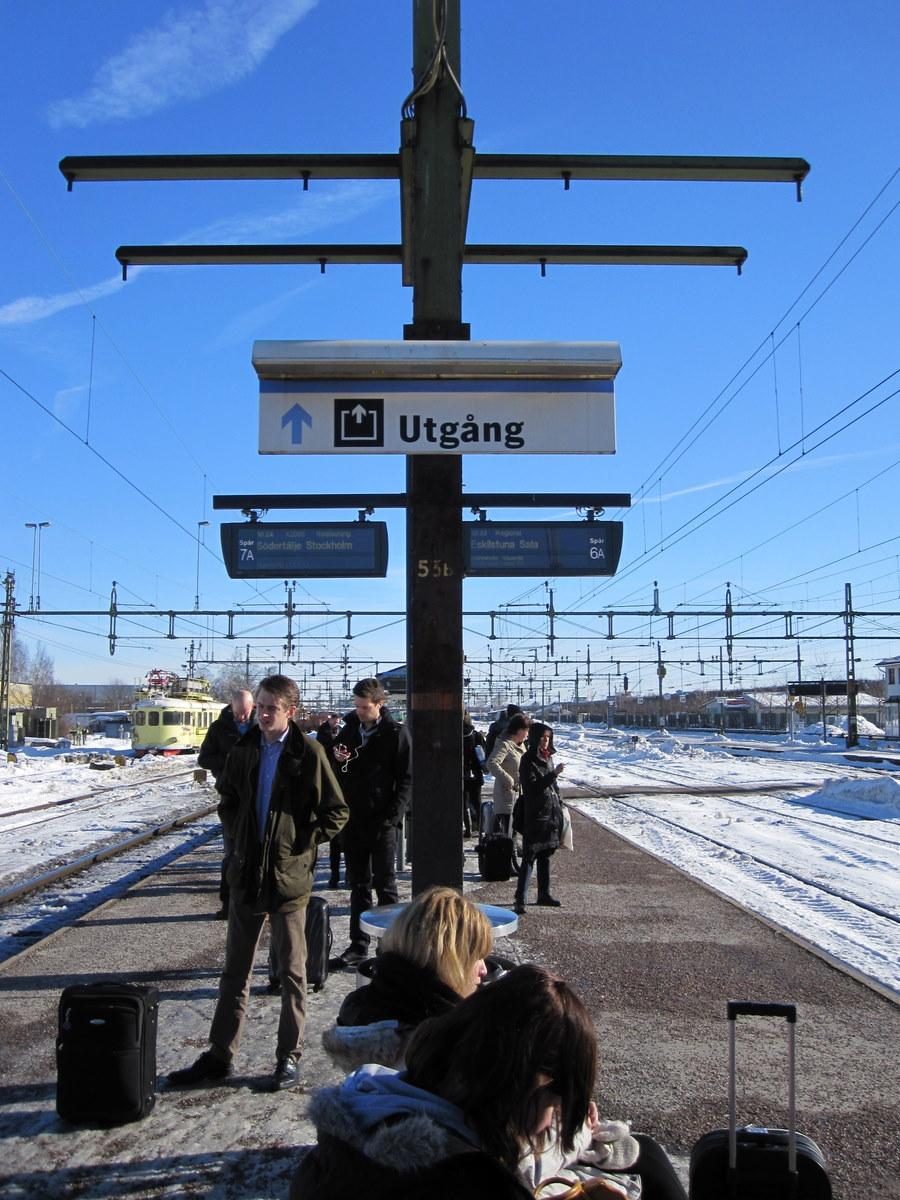 Norrkoping station