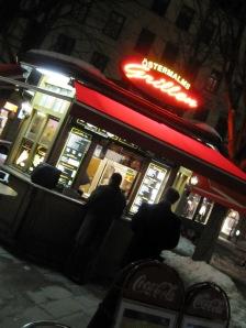 Ostermalms Grillen