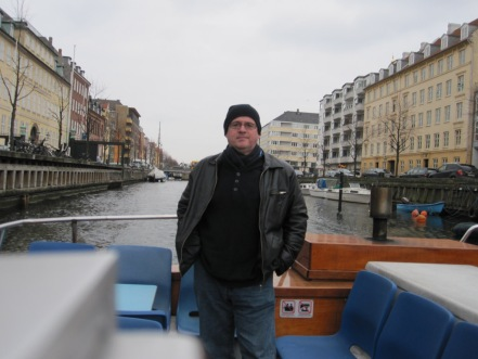 Canal tour - I need new clothes