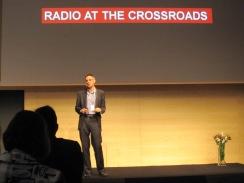 Tim Davie from BBC talks about radio at the crossroads