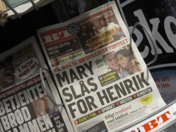 Something about Mary in the Danish papers today
