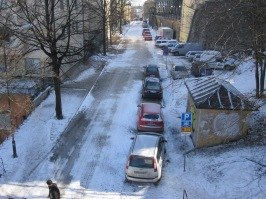 Streets of Sodermalm