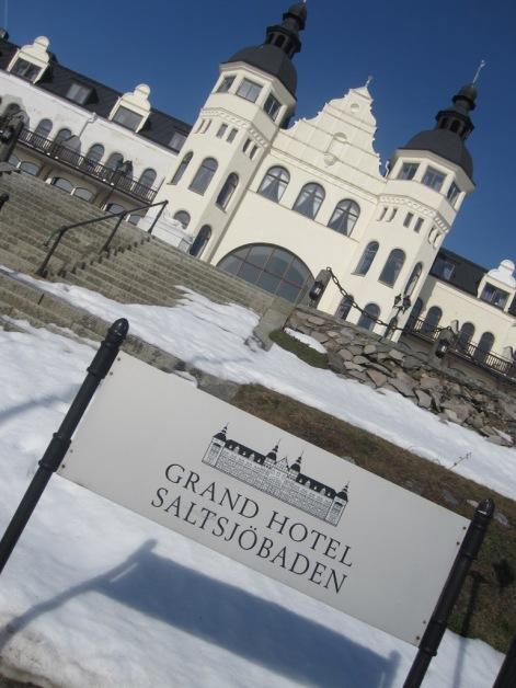 Grand Hotel at Saltsjobaden