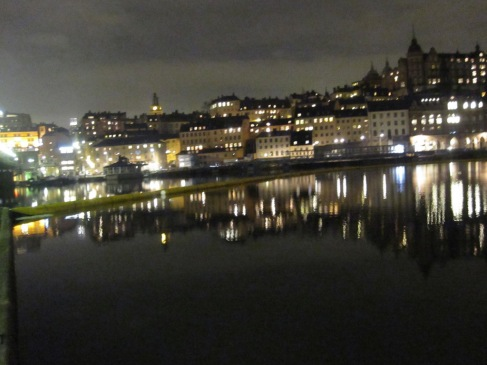 Looking to Sodermalm