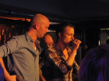 Schlager band