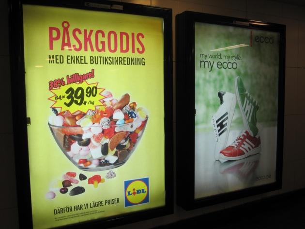 Easter is big in Sweden