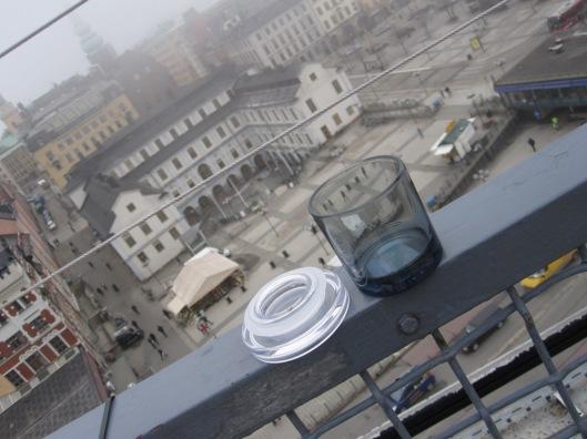 Capturing some Swedish air