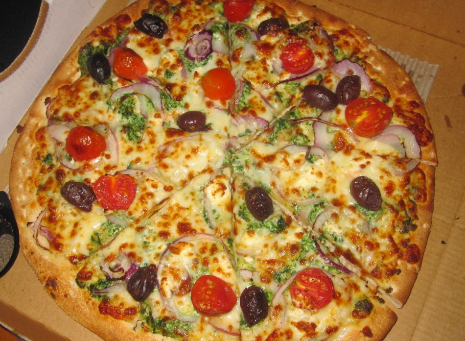 Pizza from Crust