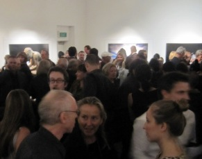 Bill Henson exhibition opening at Roslyn Oxley Gallery