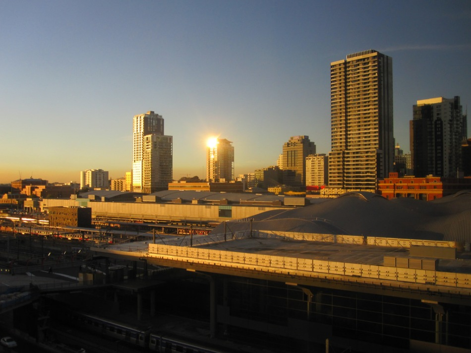 Travel Lodge Docklands View