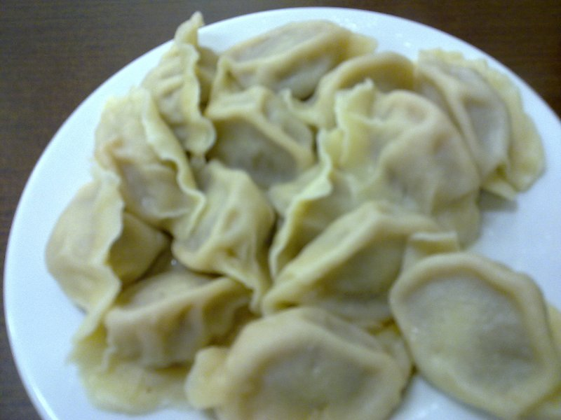 Braised Dumplings