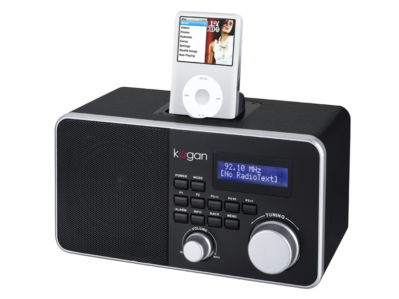 DAB+ and Internet Radio