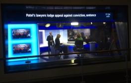 ABC News 24 rehearsals underway
