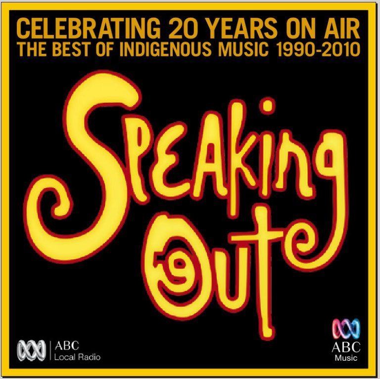 Speaking Out CD