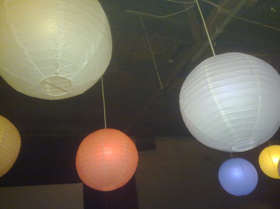 Party Lanterns