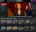 Julia Gillard on Swedish TV