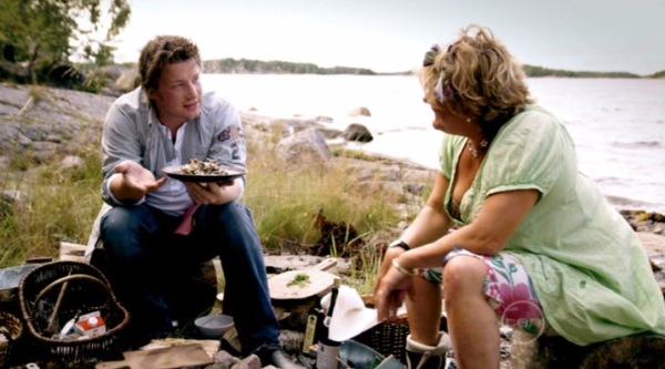 Jamie Oliver does Stockholm