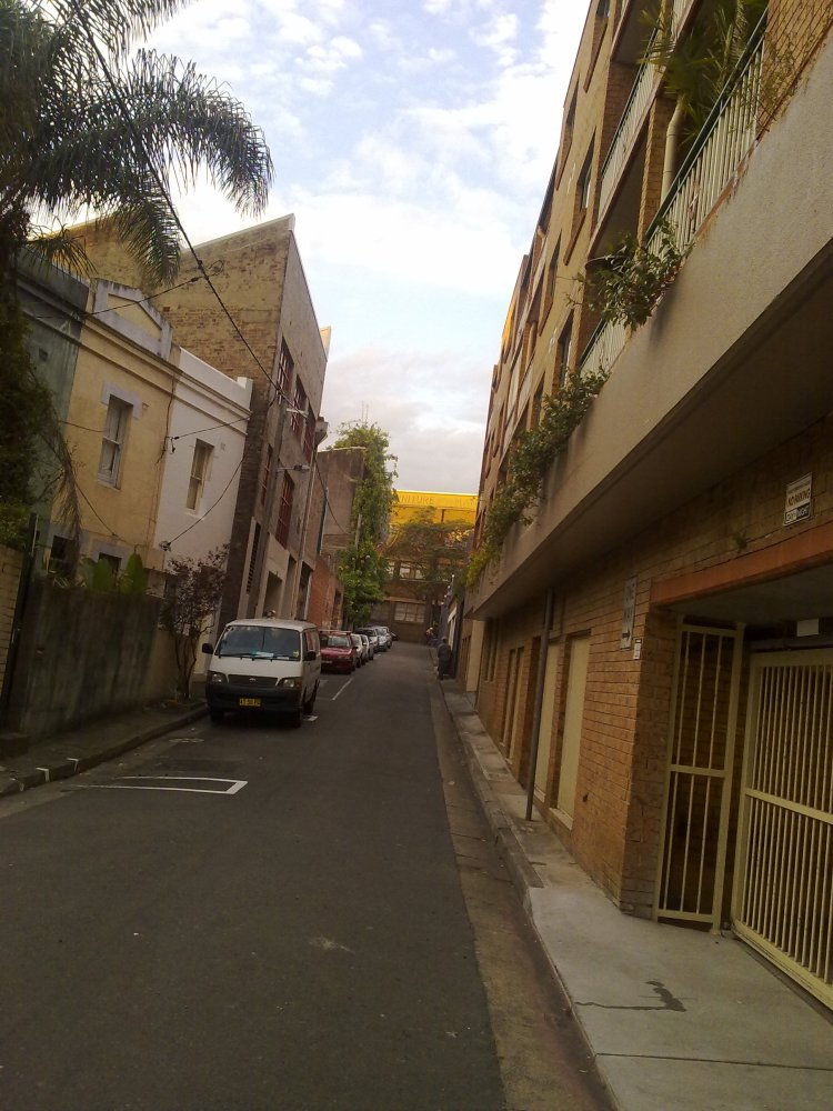 Wiltshire Lane, Surry Hills