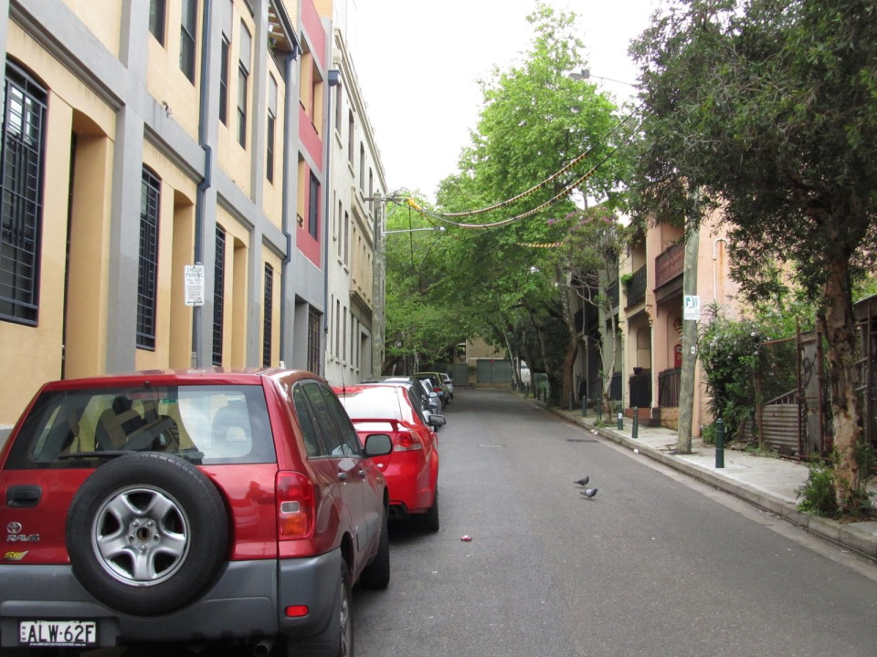 Cleveland Lane, Surry Hills