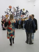 Exhibition opening at Iberia Contemporary Art Space