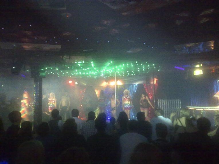 Drag Show at Throb in Darwin