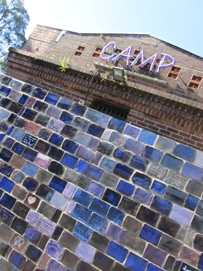 Camp, The Old Taylor Square Toilet Block, Sydney